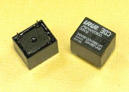 12V DC 10 Amp Compact Mini Relay 12 Volt SPDT PC Mount