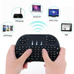 2.4G Slim Mini Wireless Keyboard Touchpad Mouse For Android