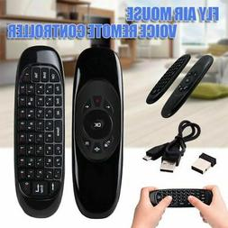 2.4GHz Mini Wireless Air Mouse Keyboard Remote Control WITH
