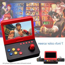 2PC Mini 7inch Arcade Game Retro Machines for Kids with 3000