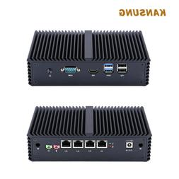 Firewall Computer Windows Linux PC Intel Core i3 Mini PC AES