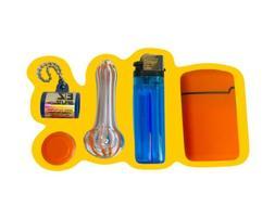 6 pc Mini stoner kit