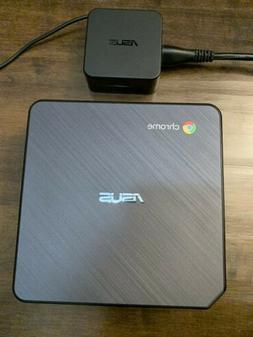 ASUS Chromebox 3-N017U Mini Desktop PC 1.8Ghz Celeron 3865U