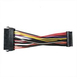 ATX Power Supply 24 Pin to Mini 24P Cable for Dell Optiplex