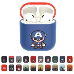 Marvel Avengers AirPods Case Protective Hard PC Shell Cover