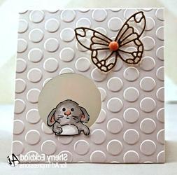 Baby Duck & Bunny  6 pc Mini set  L@@k@examples ART IMPRESSI