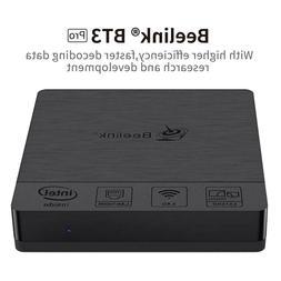 Beelink BT3 Pro II Mini PC Win10 Quad Core 4GB+64GB 2.4/5.8G