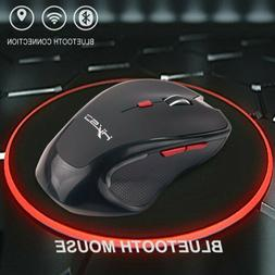 Bluetooth 3.0 Wireless Mouse Mini 2400 DPI Office PC Tablet