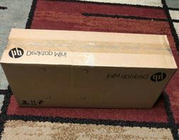 BRAND NEW HP ProDesk 600 G4 DM Mini-PC i5-8500T, 8GB RAM, 12