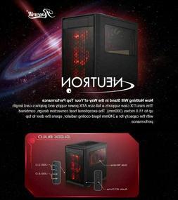 Rosewill Case Neutron Black Mini ITX Gaming Cube Computer PC