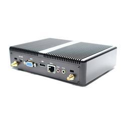 Core i5 4200U 4300U fanless mini PC HTPC NUC with wifi bluet