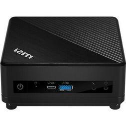 MSI - Cubi 5 10M Desktop - Intel Core i3 - 8GB Memory - 256G