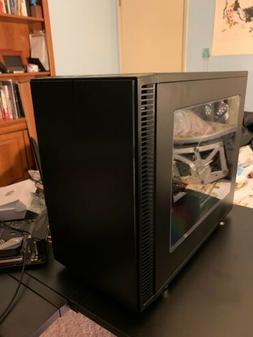 Custom MINI GAMING PC: RTX 2070 SUPER; 2TB ;16gb Ram DDR4 30