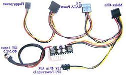 Dc 12v ATX Power Supply Car Htpc Atom Mini-box Mini-itx 180w