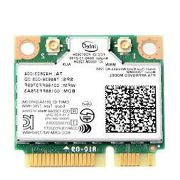 Intel Wireless-AC 7260HMW Network Card Half Mini PCIe Wifi C