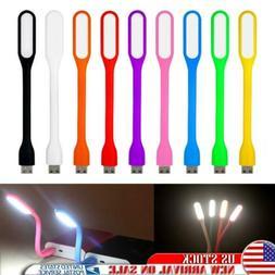 Flexible Mini LED USB Read Light Lamp Ultra Bright for Table