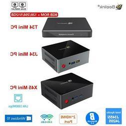 Beelink Gemini T34/J34/X45 8+512G Mini PC Dual HDMI WIFI Set