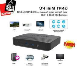 KODLIX GN41 Intel Gemini Lake N4100 Mini PC Windows 10 Home