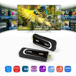 H96 PRO TV Home Mini PC 2G+16G 4K S905X Android 7.1 BT Dual