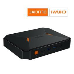 CHUWI HeroBox Fanless Mini PC Intel Linux/Win10  Desktop 8+1