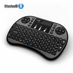 Rii i8+ 2.4Ghz Mini Wireless Keyboard w/ BACKLIGHT for Raspb