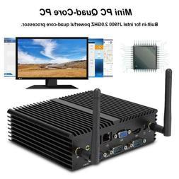 For Intel J1900 2.0GHZ Quad-Core 4COM Port Dual LAN Dual WIF
