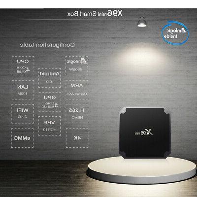X96MINI 9.0 TV Core MINI