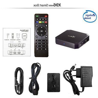 X96MINI 9.0 TV BOX 2+16G Core MINI Network