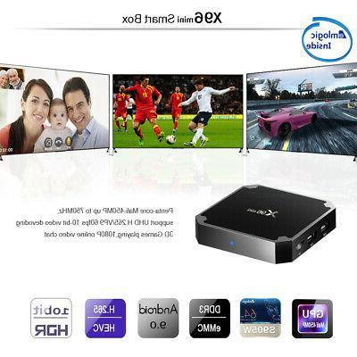 X96MINI 9.0 TV BOX Core 4K MINI