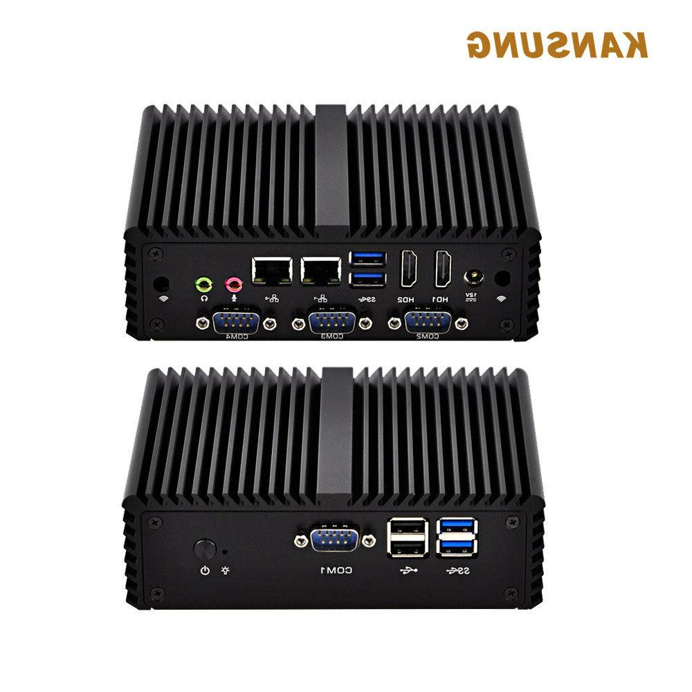 4 com rs232 2 hd vidoe ports