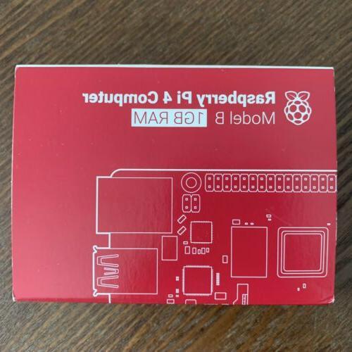 4 computer model b 1gb ram