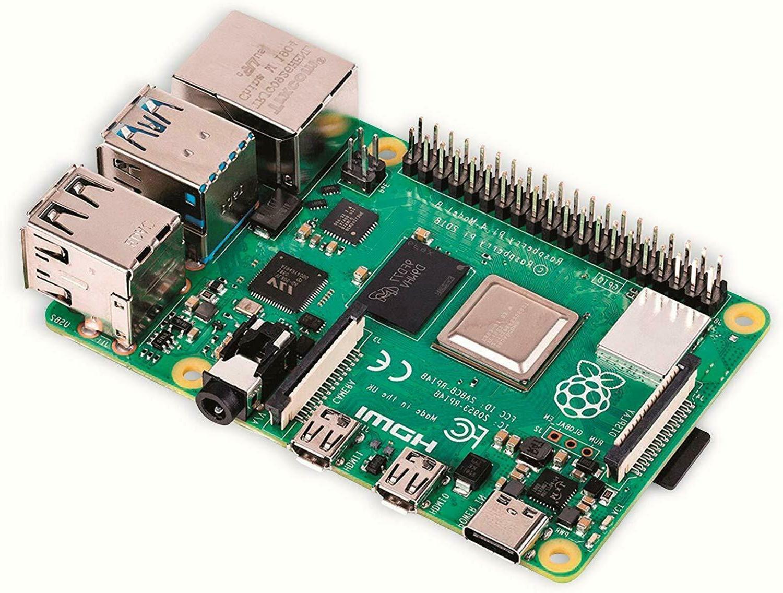 Raspberry B 2GB Building Console