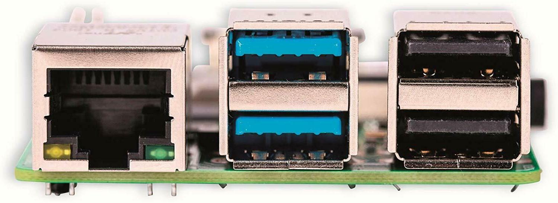 Raspberry Pi B / 4GB Building Mini PC/Workstation/Game