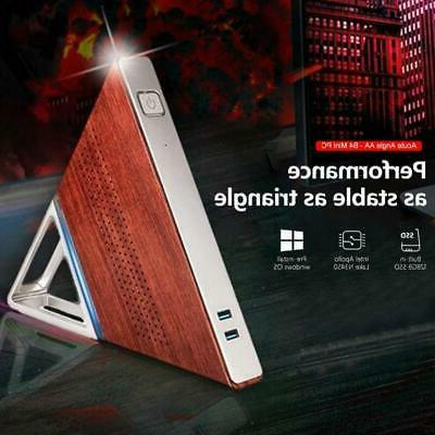 AA-B4 4K 8G+192G Quad Core WiFi BT4.0 1000Mbps For Win10