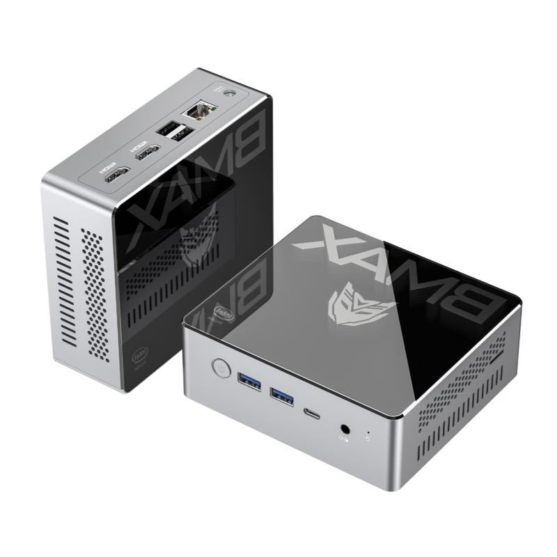 Bmax Mini Pc Celeron 8Gb Ddr4 With Two Channel
