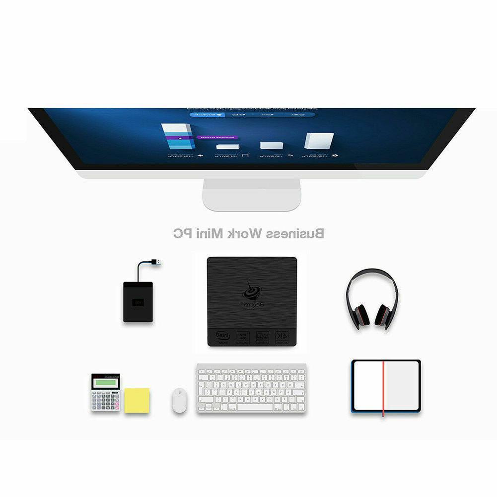 Beelink BT3 Pro PC - Atom X5-Z8350, 4GB DDR3, Win10, 64GB eMMC