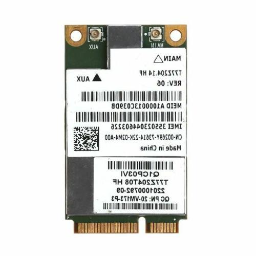 dw5630 wireless 4g lte wwan mini pci