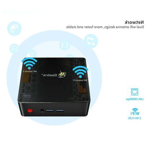 high quality gemini x45 mini pc intel
