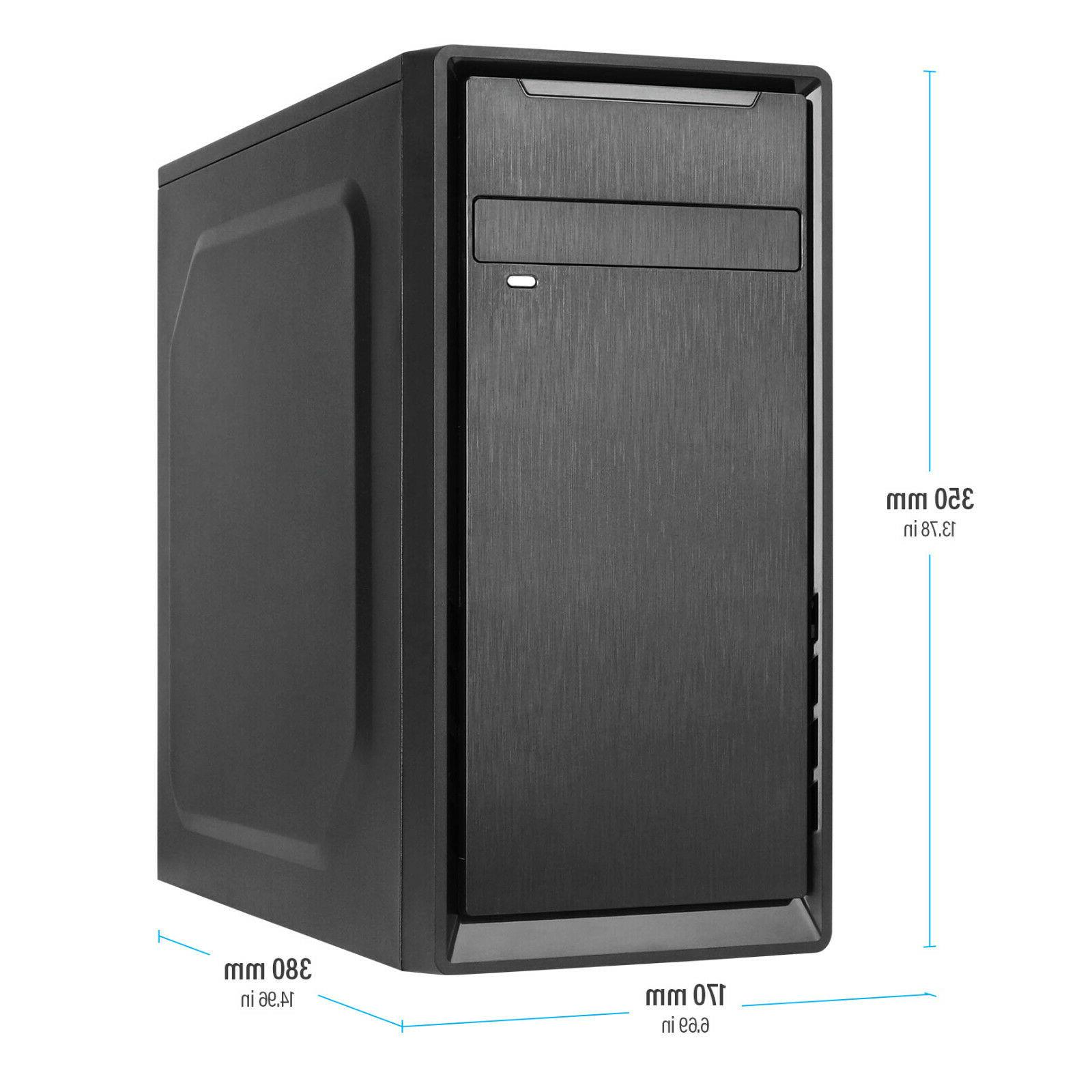 Rosewill Micro ATX PC with PSU, USB