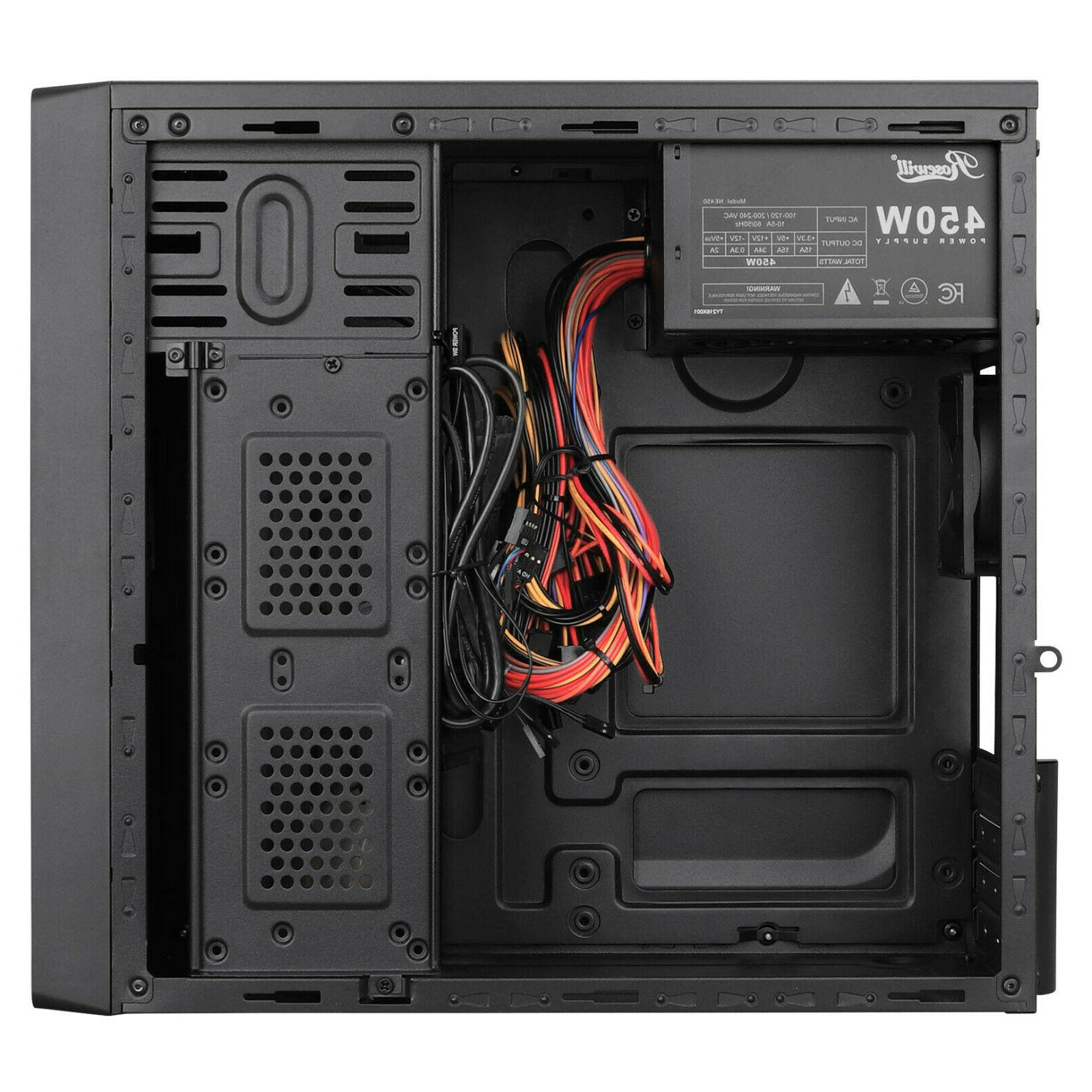 Rosewill Case PC with 450W USB