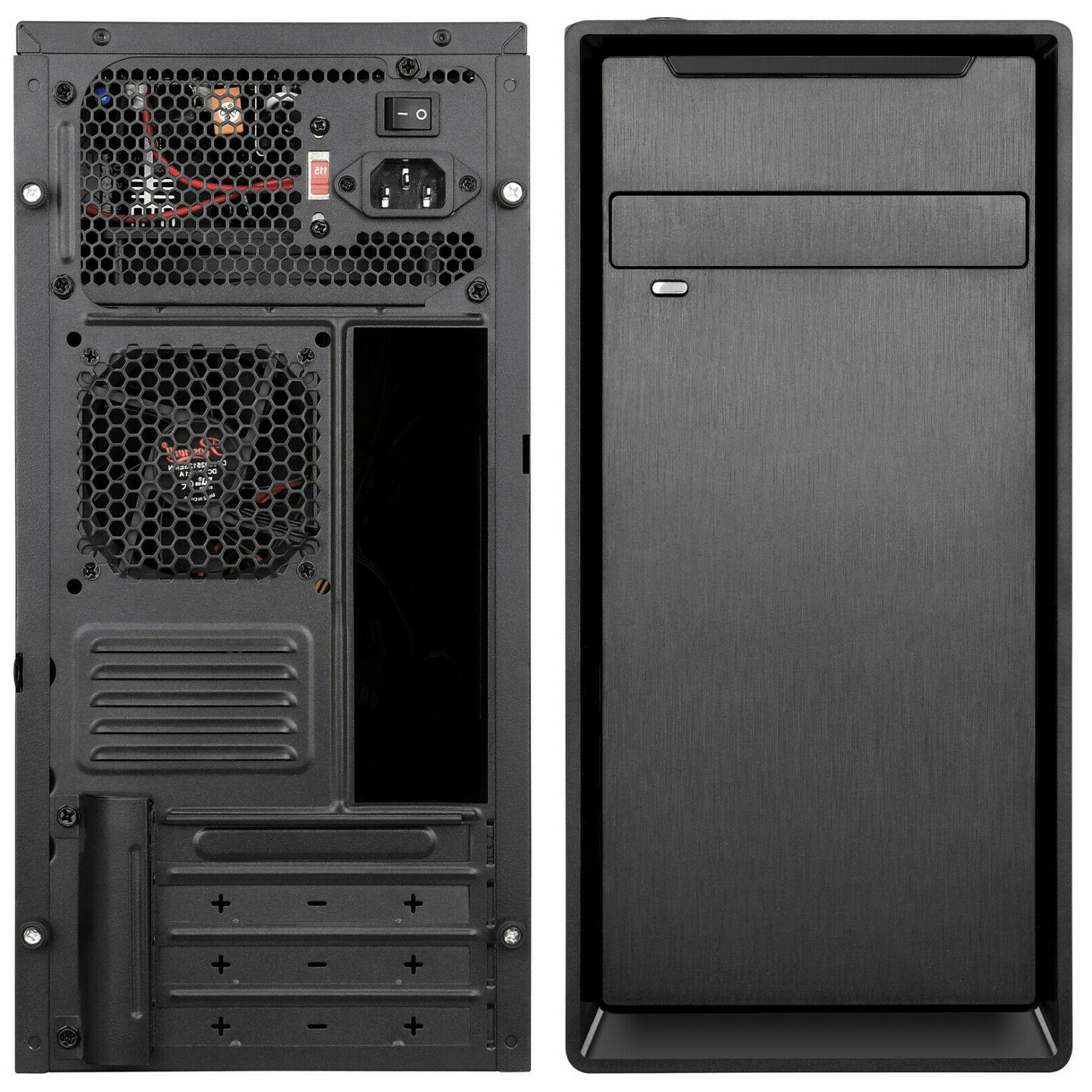 Rosewill Micro Case PC with USB