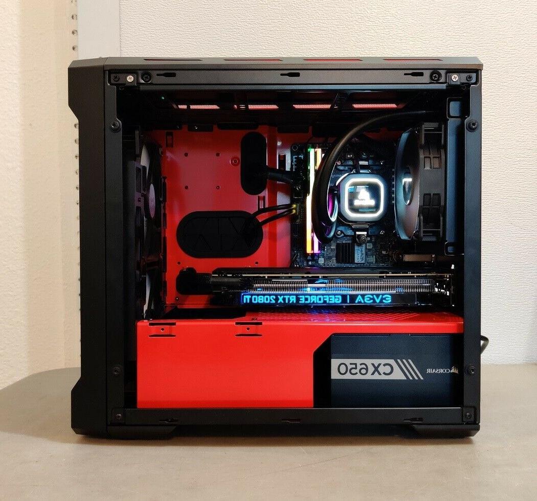 Mini ITX 9 32GB RTX 2060 2TB HDD PC