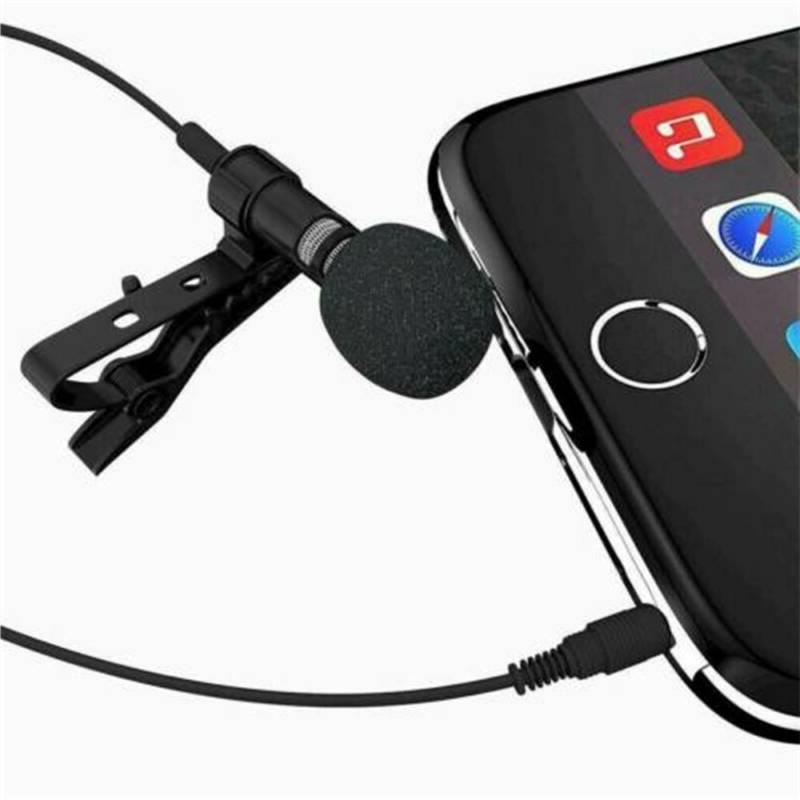 Mini For Cell Phone Recording Clip-on USA