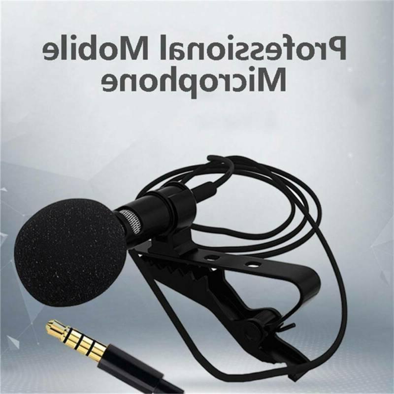 Mini Mic Microphone For Phone Recording USA