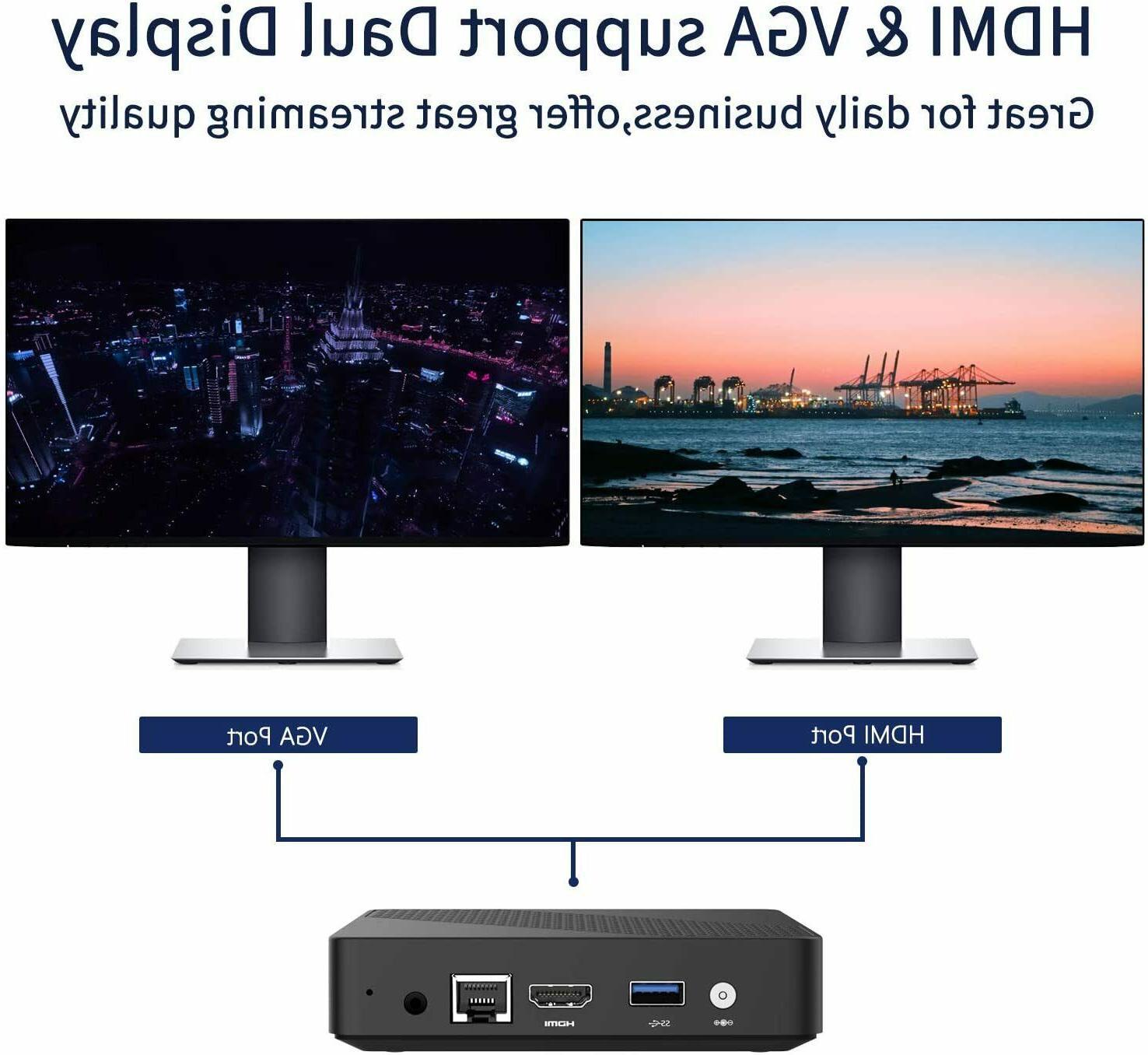 N33 PC Intel 4GB 64GB HDMI+VGA