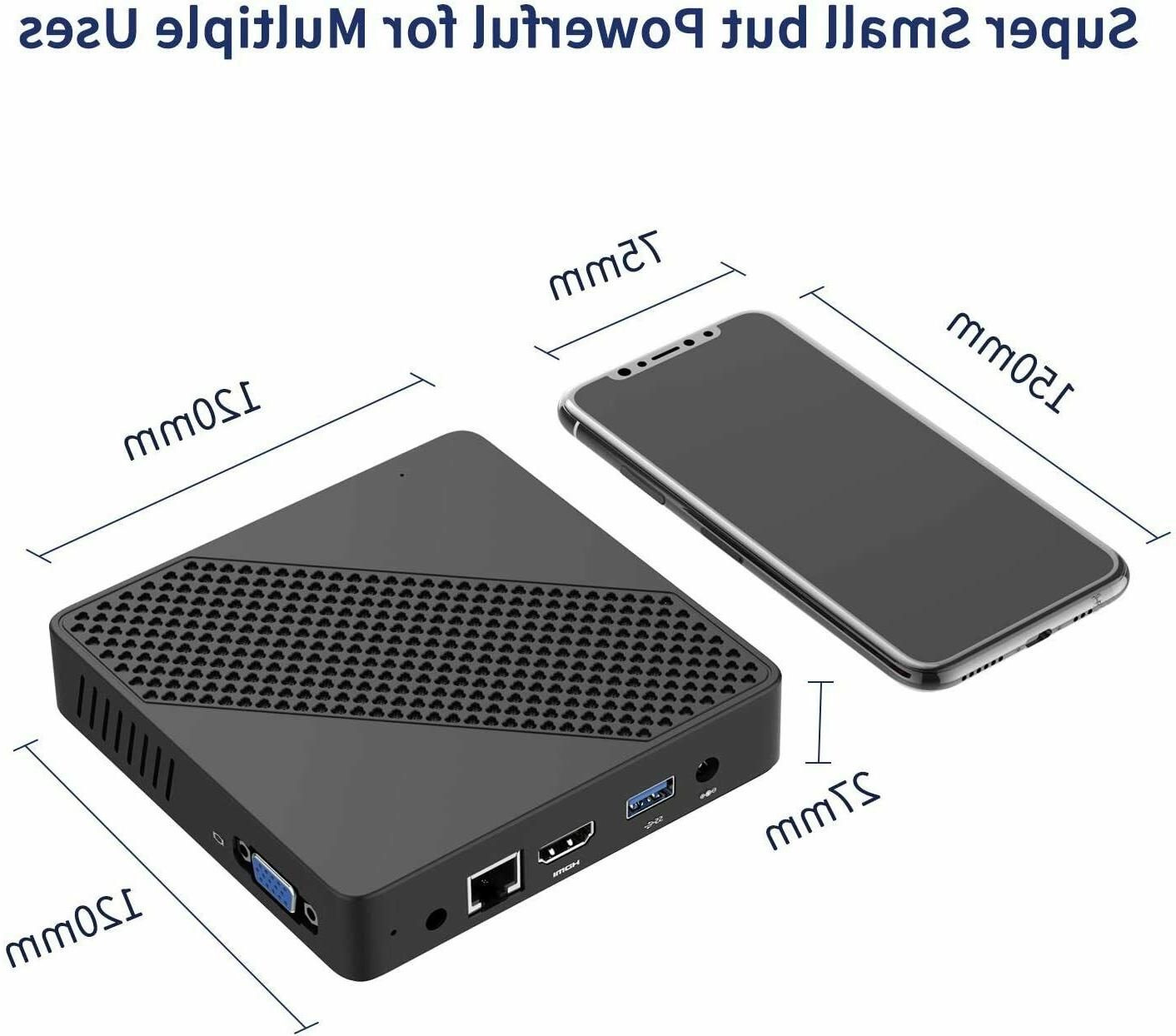 N33 Intel N3350 4GB 64GB HDMI+VGA