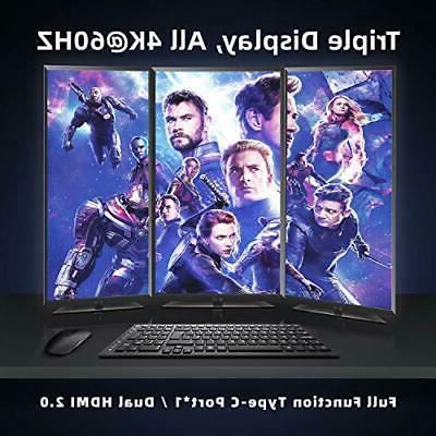 Mini PC Desktop Windows Intel J4115 8GB