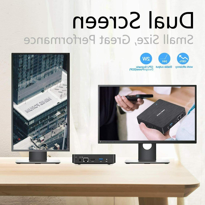 Mini PC HD x5-Z8350 4GB eMMC