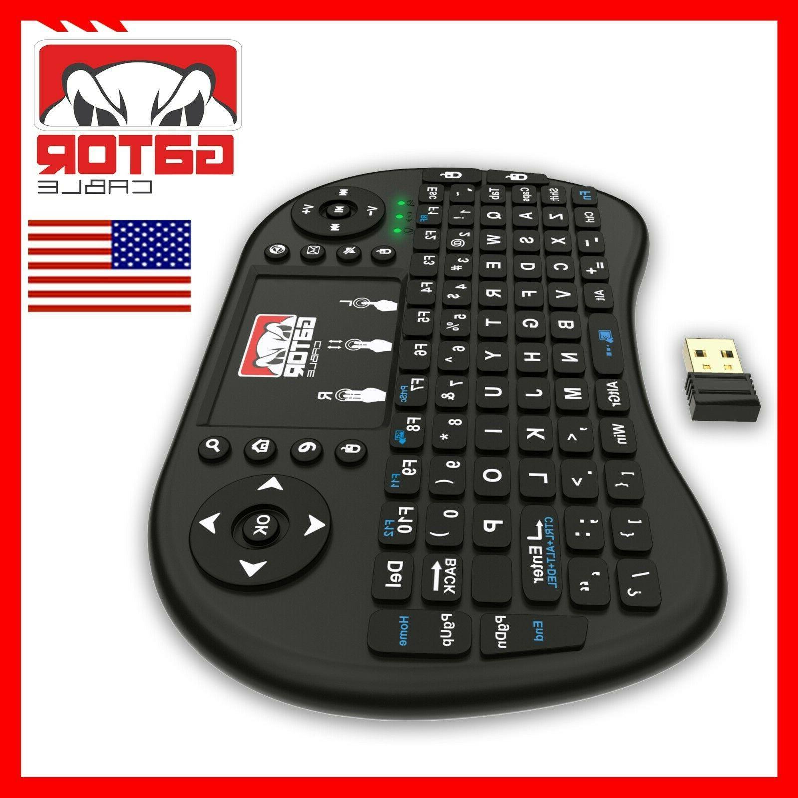 Mini Wireless Control TV Android TV Box PC