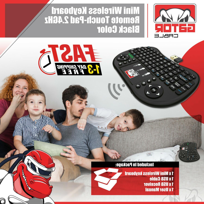 Mini Wireless Control 2.4GHz TV TV Box